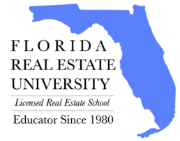 Florida Real Estate University Logo