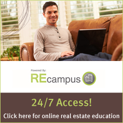 Continuing education real estate Florida